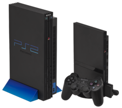 New PlayStation 2: North American, U.S. Versions